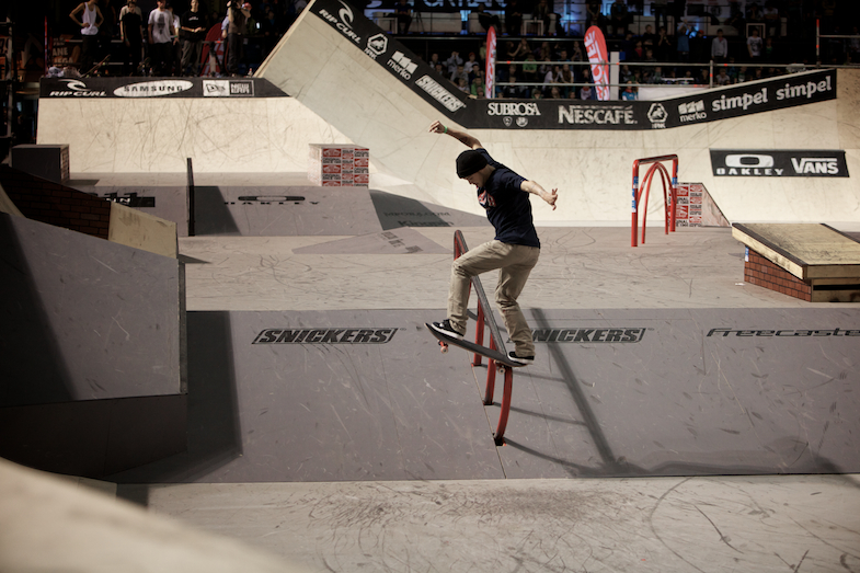 Ryan Sheckler USA tailblunt