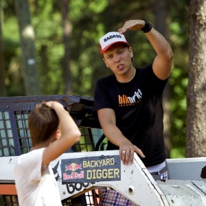 Red Bull Backyard Digger Ikskile