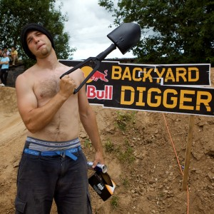 Red Bull Backyard Digger Saldus